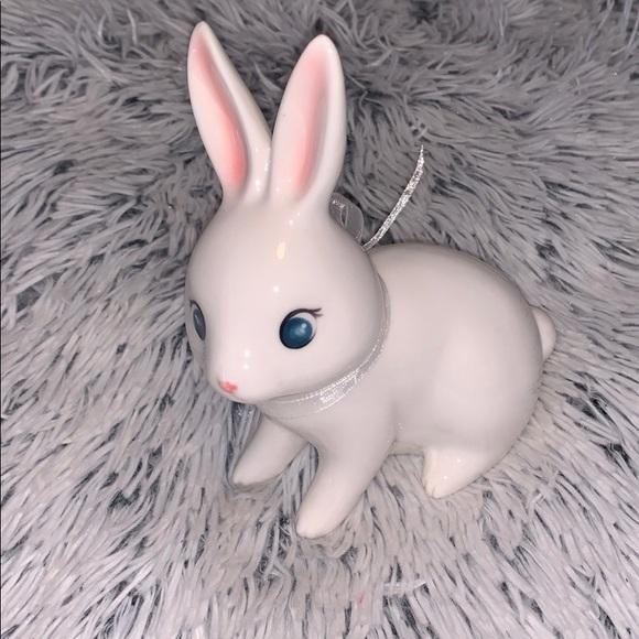 Target Vintage Ceramic Easter Bunny Decor